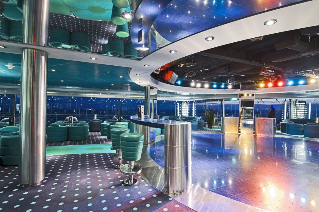 MSC Lirica -  music bar